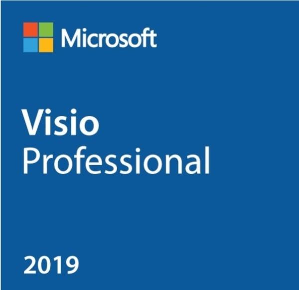 [D87-07499] Visio 2019 Professional [기업용/라이선스/한글/5개이상 구매가능]