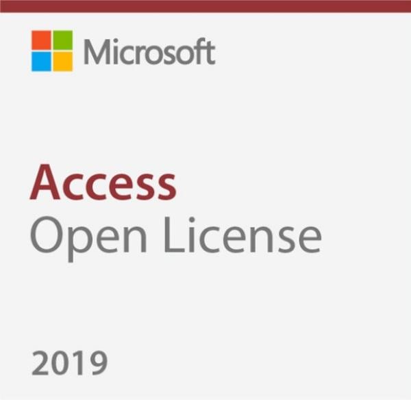 [077-07233] Access 2019 Sngl OLP NL [기업용/라이선스/최소구매수량 5copy]
