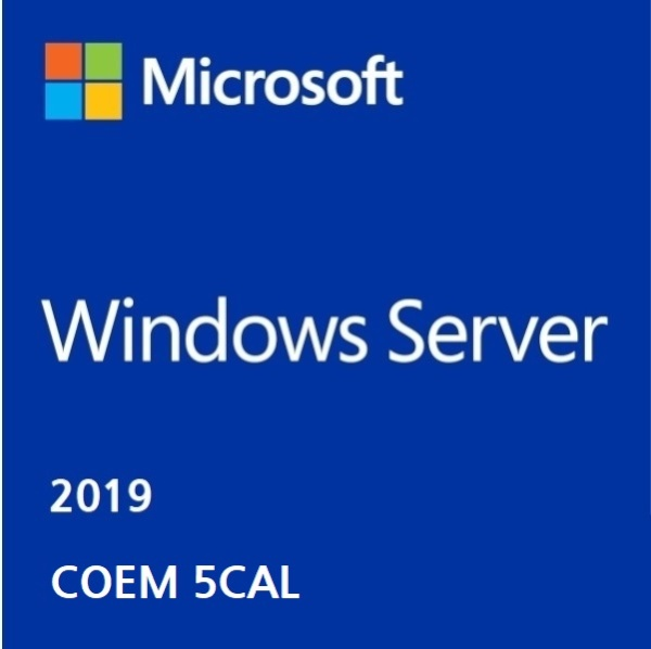 Windows Server 2019 USER CAL [COEM(DSP)/5CAL 추가용/영문]