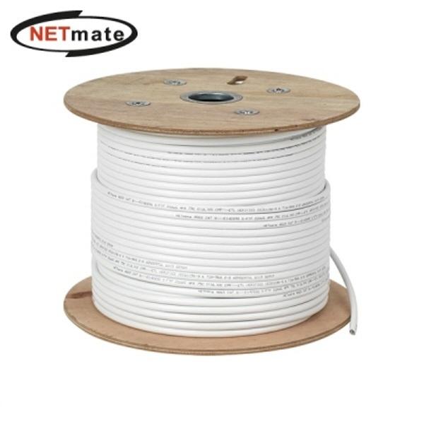 NETmate CAT.8 SSTP 기가비트 릴타입 랜케이블 100M [NM-U8100]