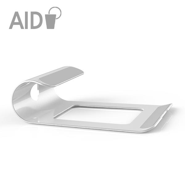 AID 에이드 알루미늄 노트북거치대