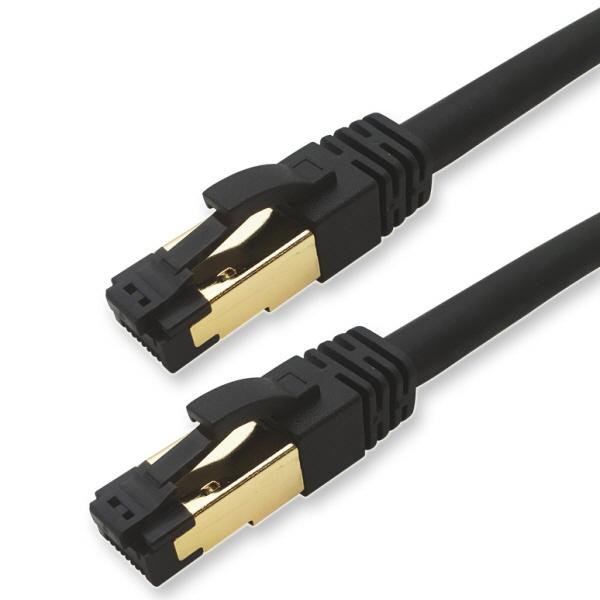 랜스타 CAT.8 SSTP 케이블 15M [LS-8SSTPD-15MB]