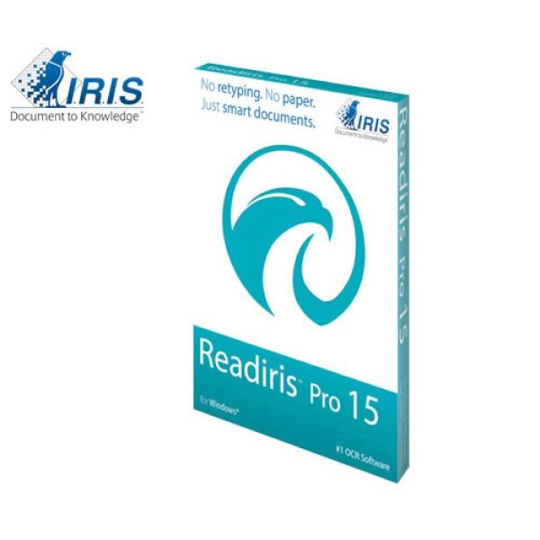 Readiris Pro 15 OCR (16버전 추가 증정) [기업용/ESD/영구/멀티랭귀지]