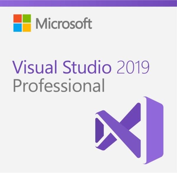 [77D-00085] Visual Studio Professional 2019 with MSDN [교육기관용/라이선스/MSDN 구독 2년 포함]