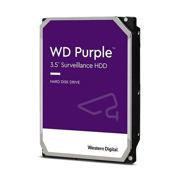 PURPLE HDD 1TB WD10PURZ (3.5HDD/ SATA3/ 5400rpm/ 64MB/ PMR)