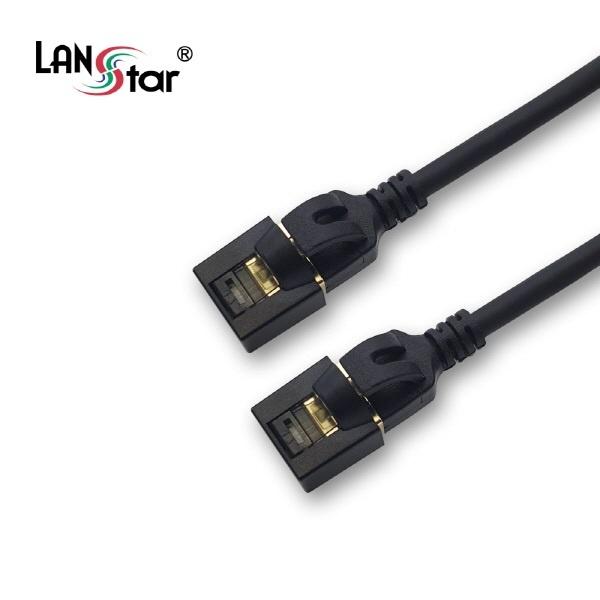 랜스타 CAT.8 SSTP 랜케이블 2M [LS-8SLIM-2MB]