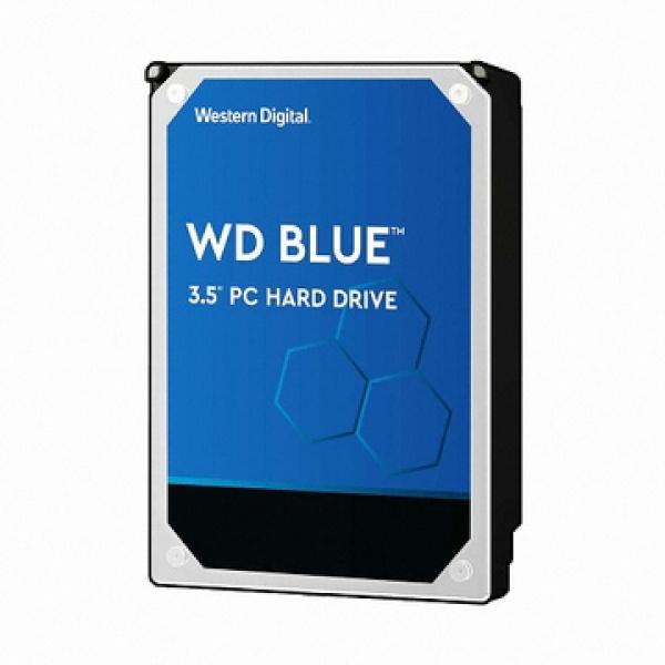 BLUE HDD 2TB WD20EZAZ (3.5HDD/ SATA3/ 5400rpm/ 256MB/ SMR)