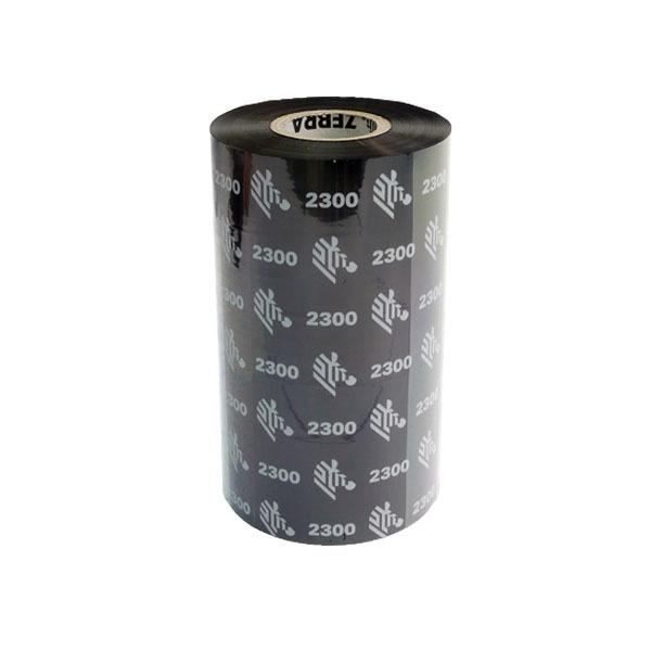 [지브라(모토로라)] K2300 왁스리본 100mm x 300M