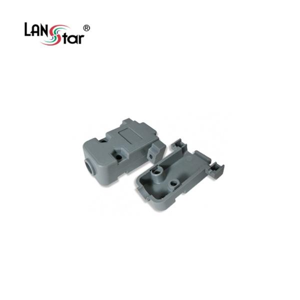 랜스타 콘넥터후드, 9/15핀 겸용 후드케이스(롱나사포함) [LS-HOOD-915L]