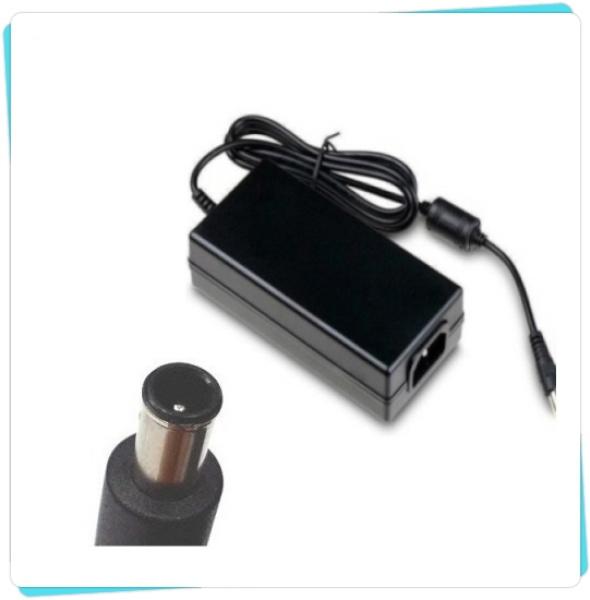 모니터 아답터, 220V / 19V 2.1A [내경4.4mm/외경6.5mm/1핀] 전원 케이블 미포함 [비닐포장] *LG모니터전용*