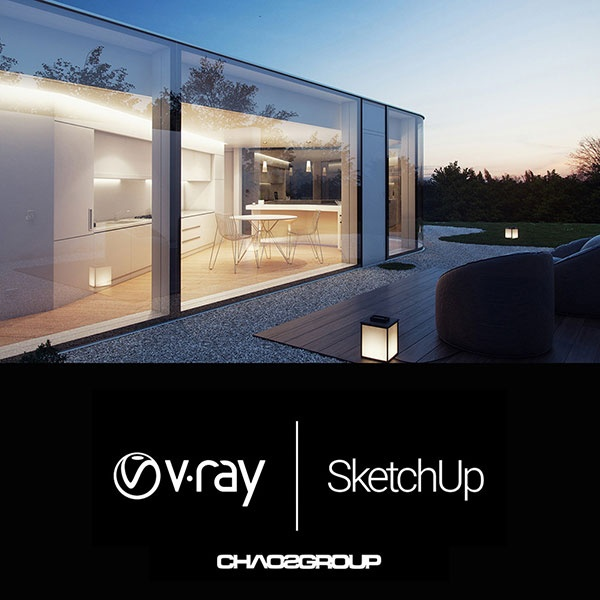 V-Ray next for Sketchup [기업용/라이선스/영문]