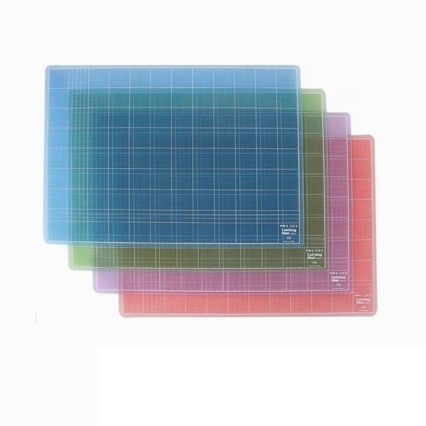 무독성 친환경 반투명 컷팅 매트 A4
