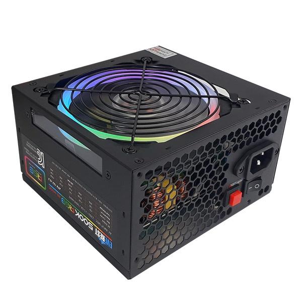 EVEREST 500K RGB (ATX/500W)