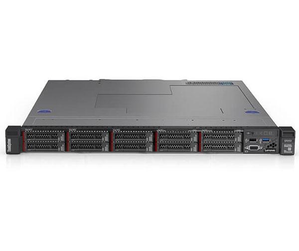 Lenovo ThinkSystem SR250 Server [E-2124 2x8GB 240GB+1.2TB 8SFF] [Web서버 50인]