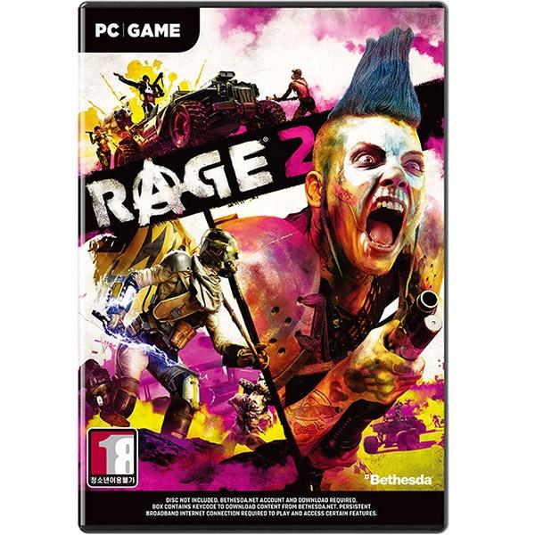 PC 레이지 2 / RAGE 2 한글 초회판 제품선택 일반판