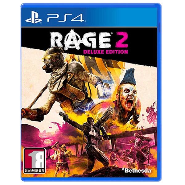 PS4 레이지 2 / RAGE 2 한글판 디럭스에디션