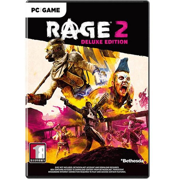 PC 레이지 2 / RAGE 2 한글 초회판 제품선택 디럭스에디션