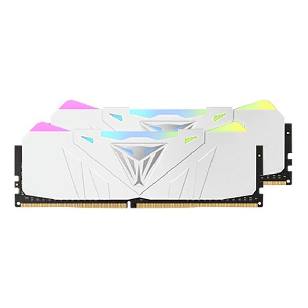 DDR4 16GB PC4-25600 [8GB x 2] CL16 VIPER RGB 화이트