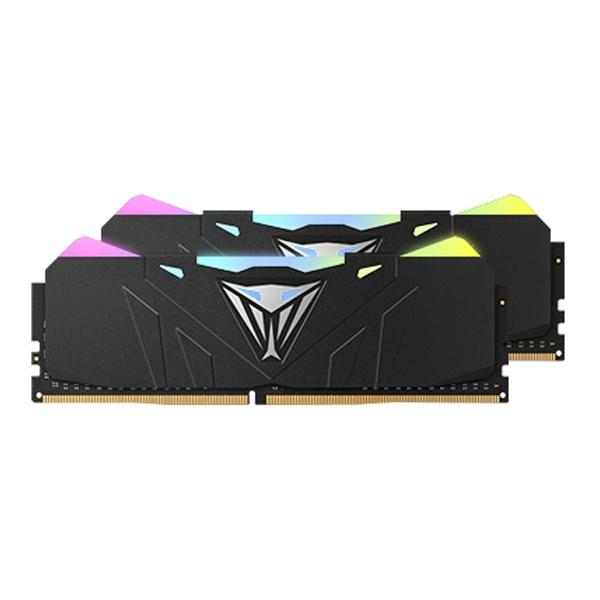 DDR4 16GB PC4-25600 [8GB x 2] CL16 VIPER RGB