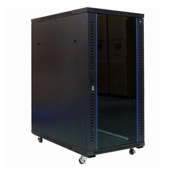 인네트워크 케이지너트 서버랙 [23U][IN-SH1200/블랙]