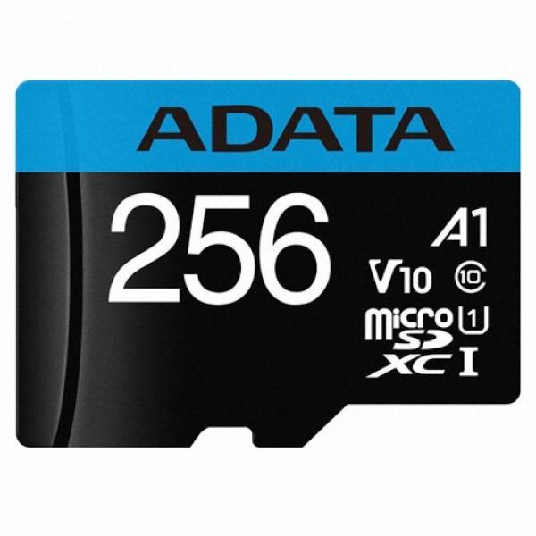 MicroSDHC/XC, Premier V10 A1, Class10 100MB, UHS-I (U1) MicroSDXC 256GB [어댑터포함]