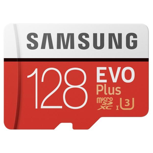 MicroSDXC, Class10, EVO Plus, UHS-I (U3) MicroSDXC 128GB [벌크/SD어댑터포함]