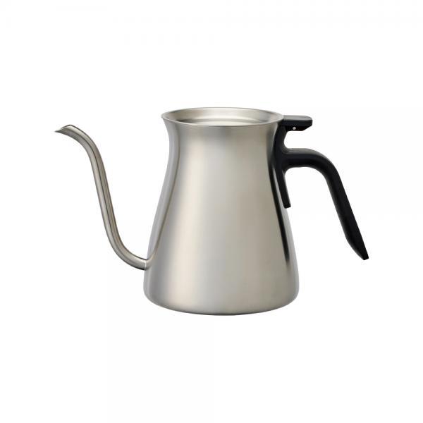킨토 카페 퍼오버 핸드드립 커피주전자 900ml 드립포트 [ 색상 선택 ] [ 실버 ]