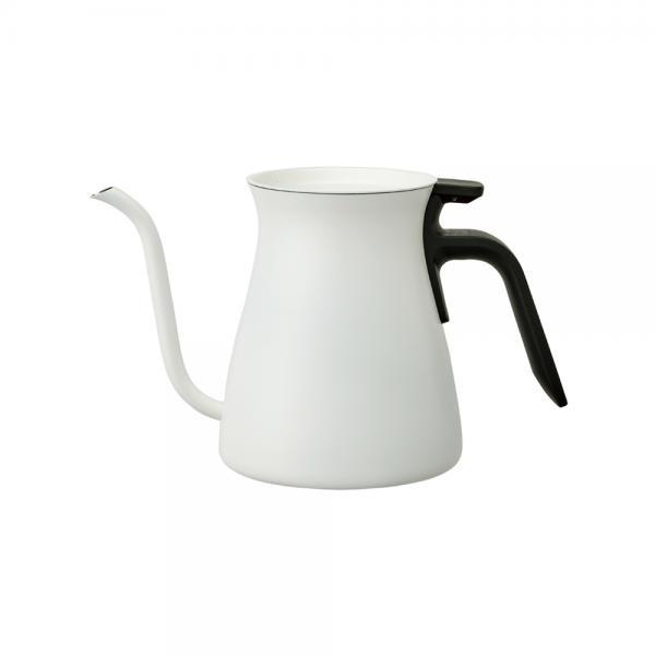 킨토 카페 퍼오버 핸드드립 커피주전자 900ml 드립포트 [ 색상 선택 ] [ 화이트 ]
