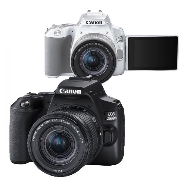 [패키지] EOS 200D ll +18-55MM IS STM KIT [메모리선택] [SDHC 16GB]