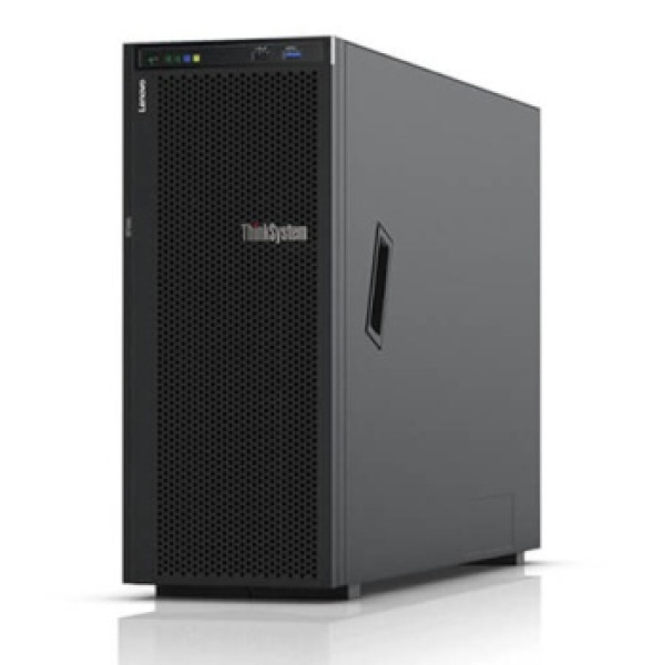 ThinkSystem ST550 Server [CPU,메모리 옵션필수선택] [930-8i 4LFF 1x750w 3yr Chassis]