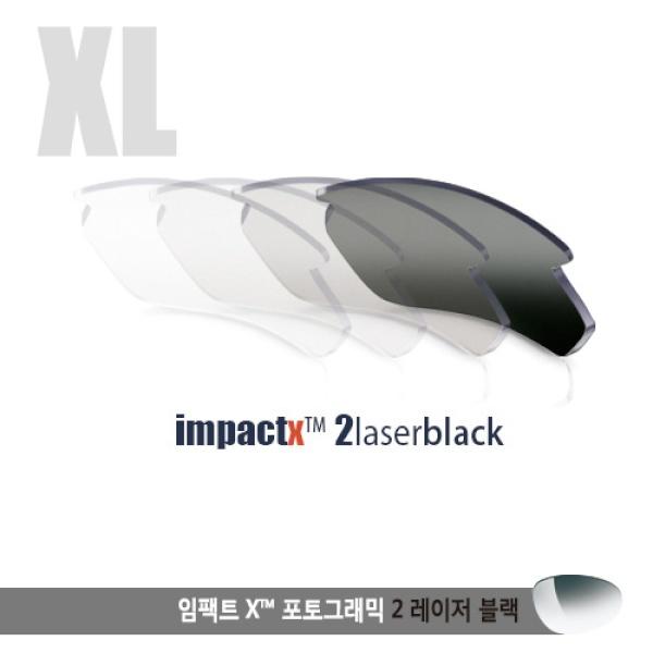 [루디프로젝트] 트랠릭스 XL 렌즈 / 임팩트 X2 레이저블랙 (LE397803Z)