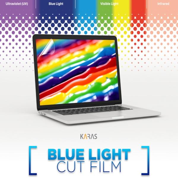 카라스 블루라이트컷필름 화웨이 미디어패드 M5 10 Lite (BAH2-W09)용 + 클리너증정 10.1