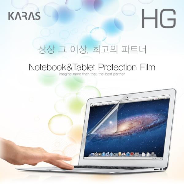카라스 고광택필름  [레노버Tab P10/Tab P10 LTE/Tab P10 WiFi용] (TB-X705F) + 클리너증정 10.1