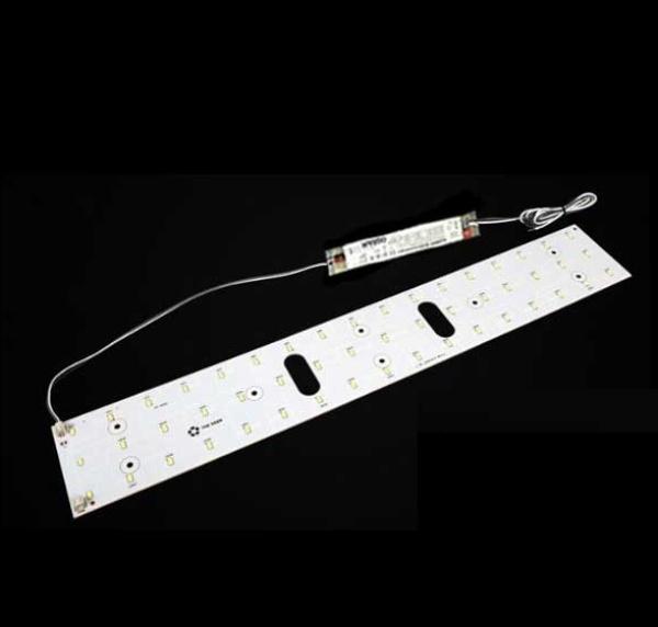 LED모듈 거실 오스람KS안정기+자석포함 LG칩 기판 [25W]