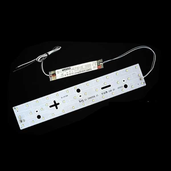 LED모듈 욕실 오스람KS안정기+자석포함 LG칩 기판 [20W]