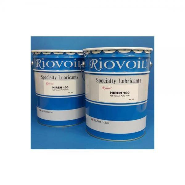 광유계 진공펌프오일 HIREN-100(4리터)