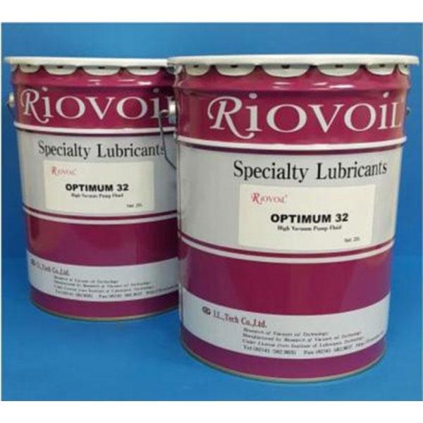 광유계 진공펌프오일 OPTIMUM 32(20리터) Riovoil