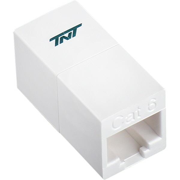 TNT CAT.6 UTP 8P8C I형 커플러 [NM-TNT23N]