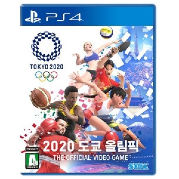 PS4 2020 도쿄 올림픽 한글판 [예약판매 / 7월 23일 출고]
