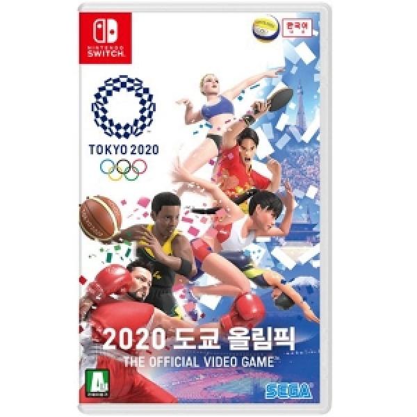 SWITCH 스위치 2020 도쿄 올림픽 한글판 [예약판매 / 7월 23일 출고]