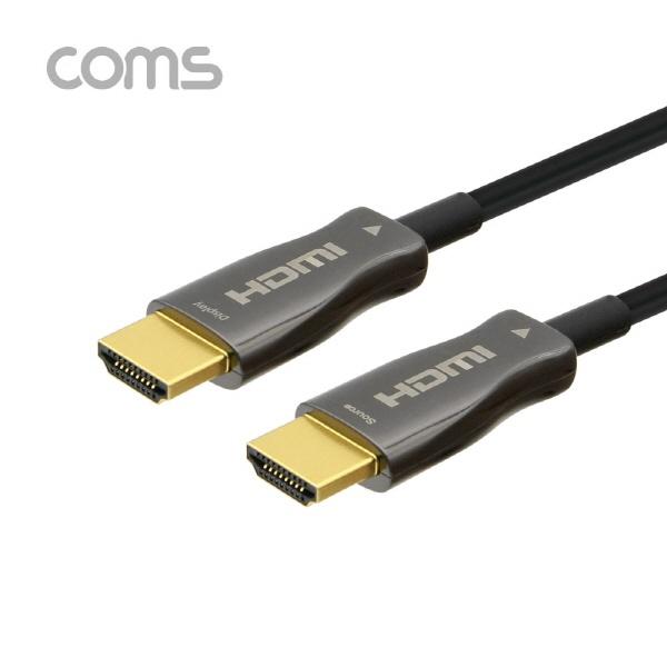 컴스 HDMI 리피터 광 케이블 [Ver 2.0] 10M [CB482]