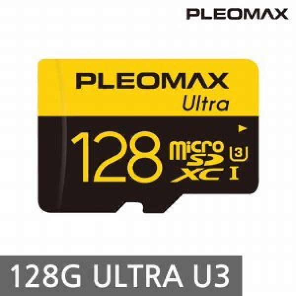 MicroSDHC/XC, Class10, ULTRA-HIGH, UHS-I (U3) MicroSDXC 128GB