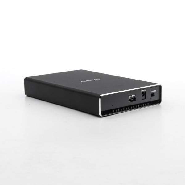 2.5형 외장HDD 케이스, KS161 [USB 3.1 Type-C]