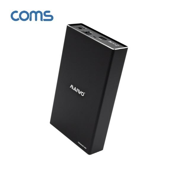 2.5/3.5형 외장HDD 케이스, KS162 [USB 3.1 Type-C]