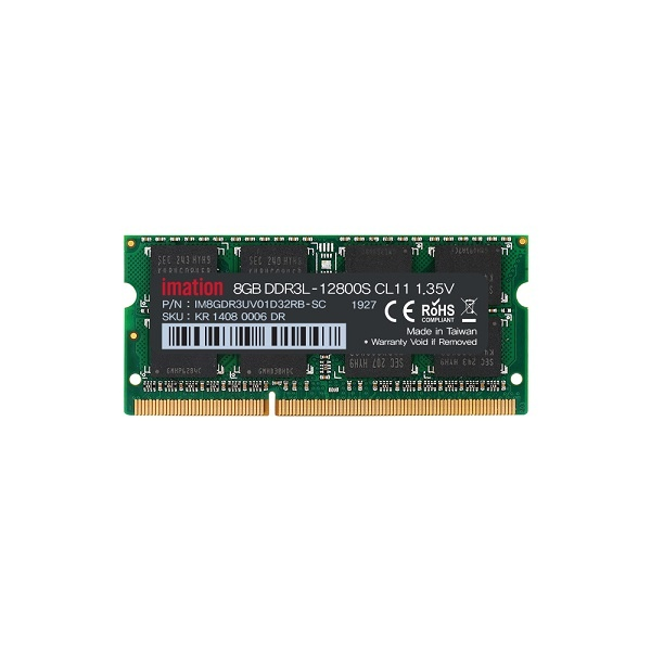 imation 노트북 저전력 DDR3 8GB PC3-12800 CL11
