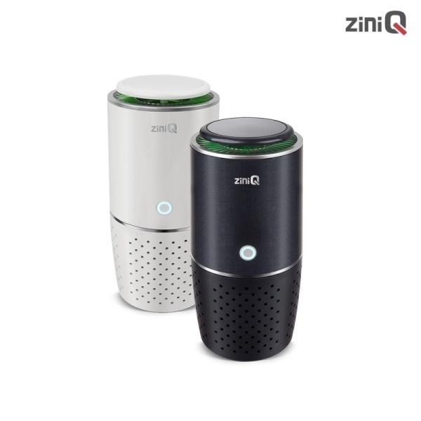 지니큐 차량용 공기청정기 [ZQ-AIR300] [색상선택] [화이트]