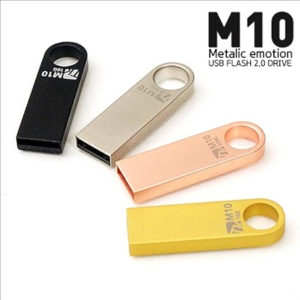 USB, TK M10 USB2.0 [로즈골드/64GB]