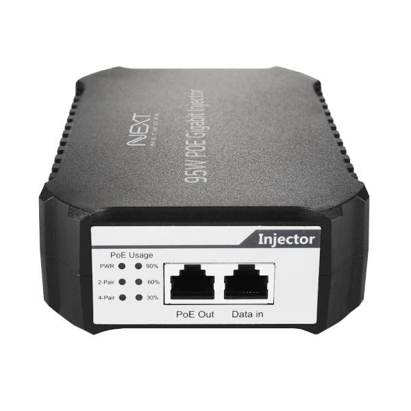 이지넷 NEXT POE4808J-95W [PoE 인젝터/1000Mbps]