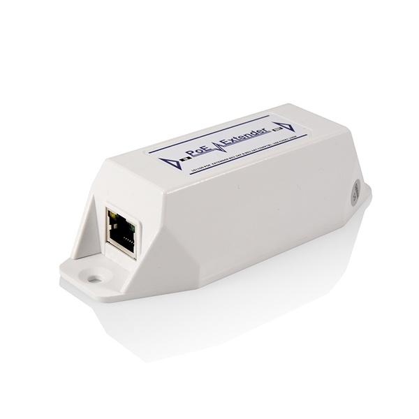 이지넷 산업용 POE+ 리피터, NEXT-POE201EX [최대300M/RJ-45]