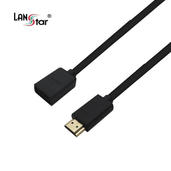 랜스타 HDMI 연장 케이블 [Ver2.0] 0.15M [LS-HDMI-HMF-0.15M]
